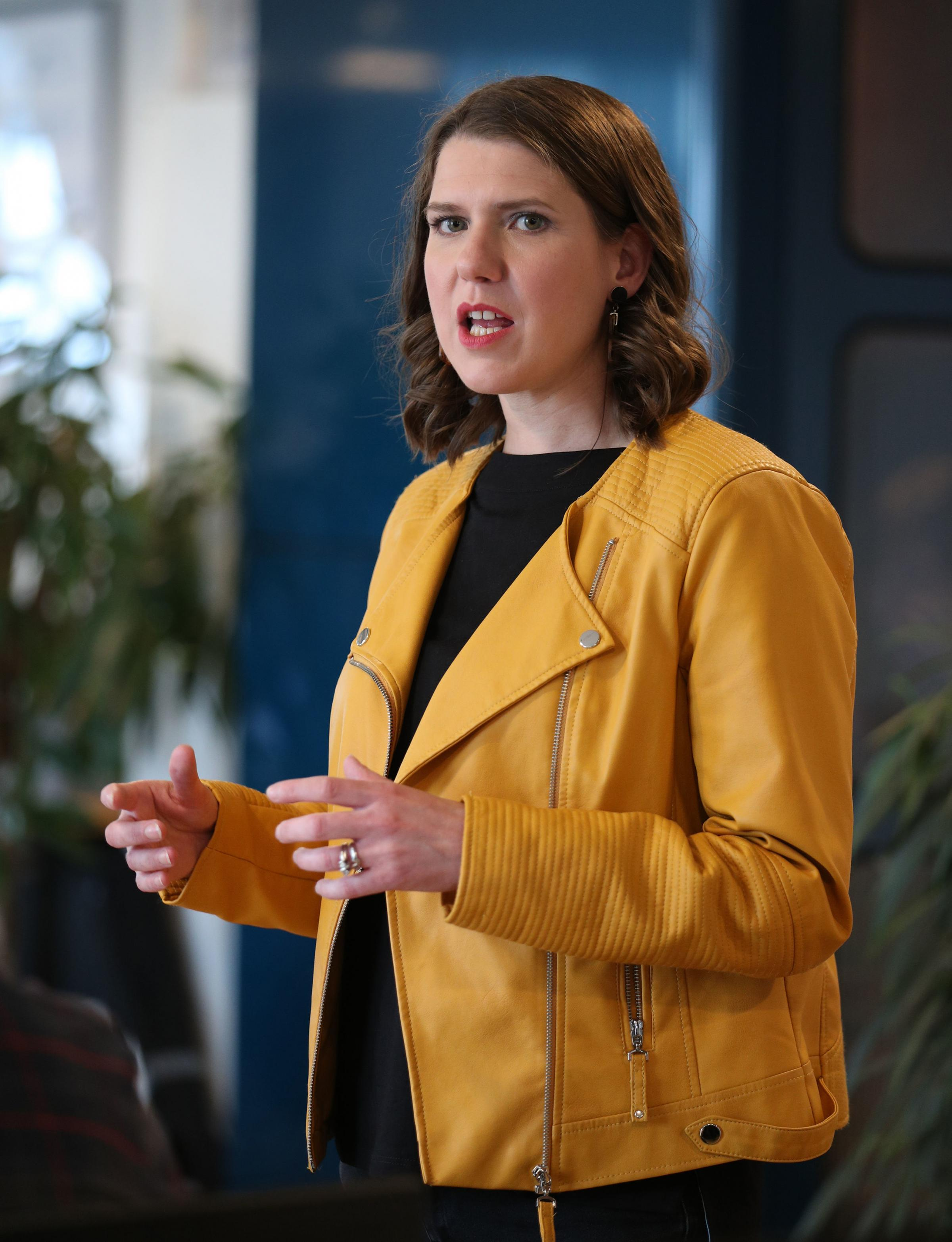 Jo Swinson widely tipped to be named as new Lib Dem leader - but Ed Davey believes result will be 'very close'