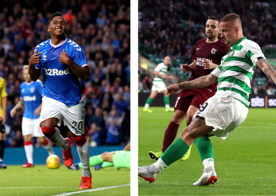 Champions League and Europa League draw live: Celtic and Rangers to learn opponents