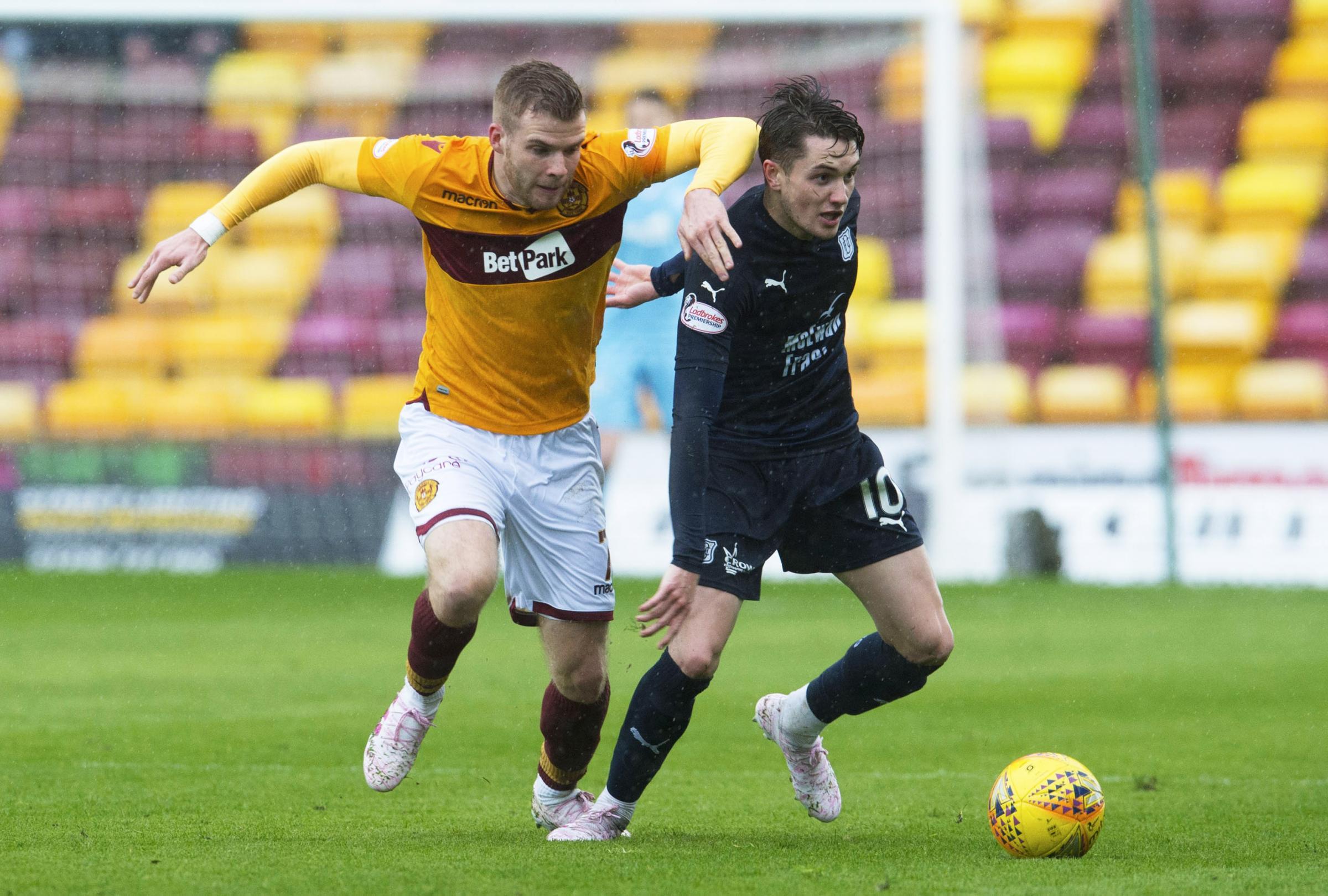 Aberdeen striker Scott Wright out for 'rest of season' after horror cruciate injury