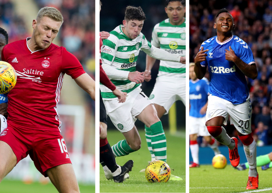 Europa League draw: Rangers drawn against FC Midtjylland | Celtic drawn against Cluj or Maccabi Tel Aviv
