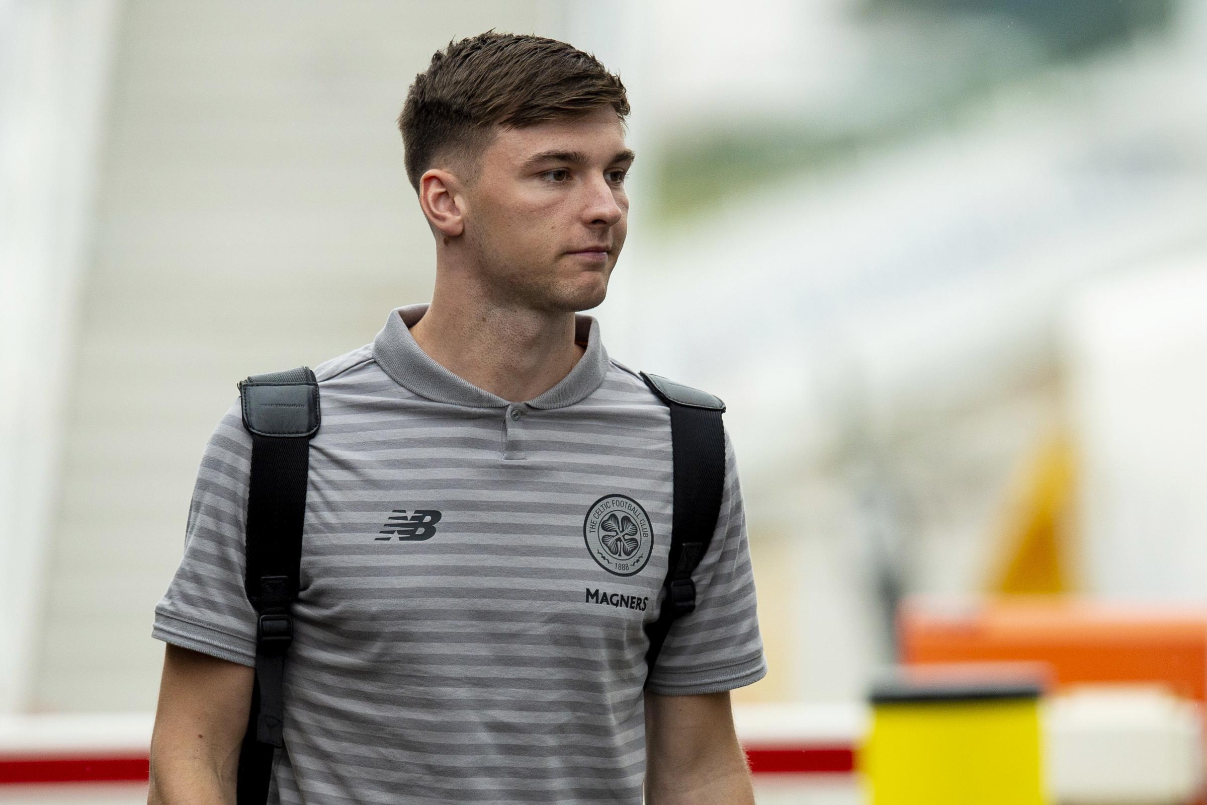 Arsenal set to withdraw interest in Celtic full-back Kieran Tierney