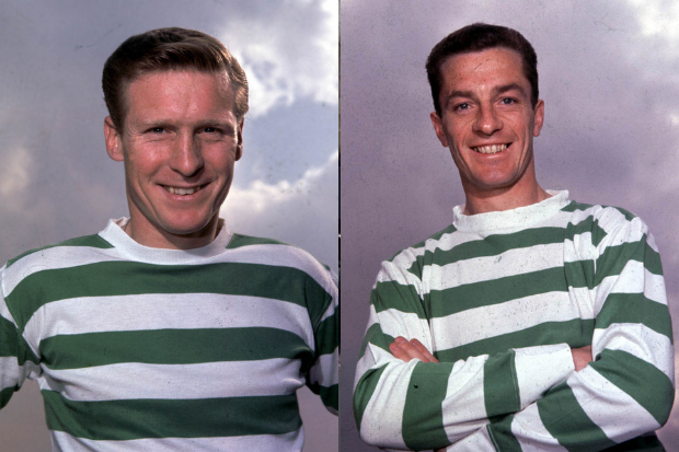 Celtic icons Billy McNeill and Stevie Chalmers' wives to unfurl Scottish Premiership flag on season opener