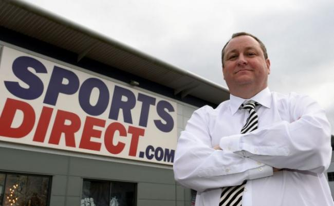 Rangers claim Sports Direct injunction would 'impair ability to function as club'