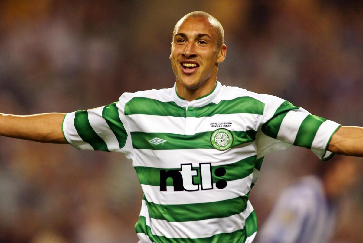 Henrik Larsson to Celtic: On this day 1997 the Swedish striker ...
