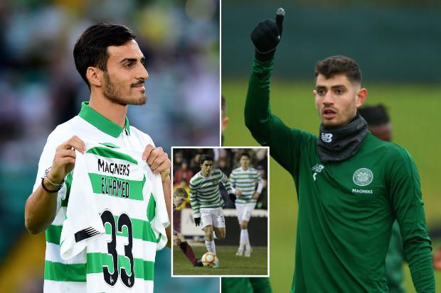 Celtic star Hatem Abd Elhamed says conversations with Nir Bitton and Beram Kayal sold him on move