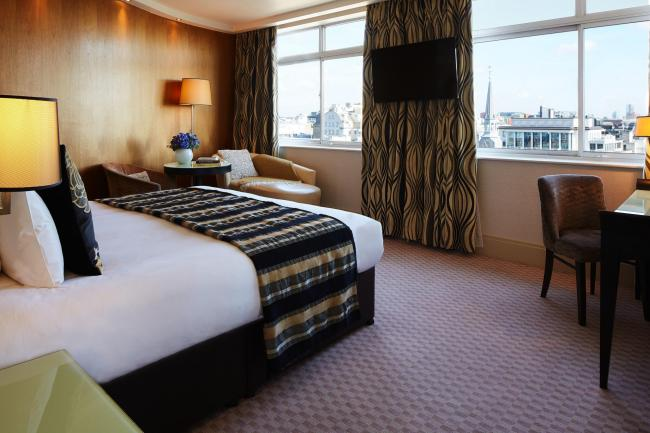 Checkout: The Cavendish Hotel, London