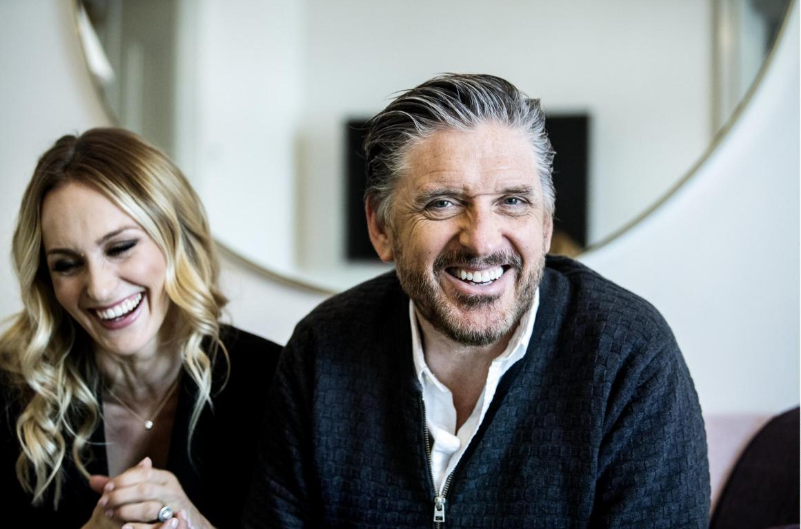 Craig Ferguson: I'm from Cumbernauld – but all I had to do was take a bus for success to happen