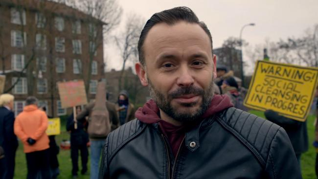 Geoff Norcott, right-wing comic and presenter of How The Middle Class Ruined Britain