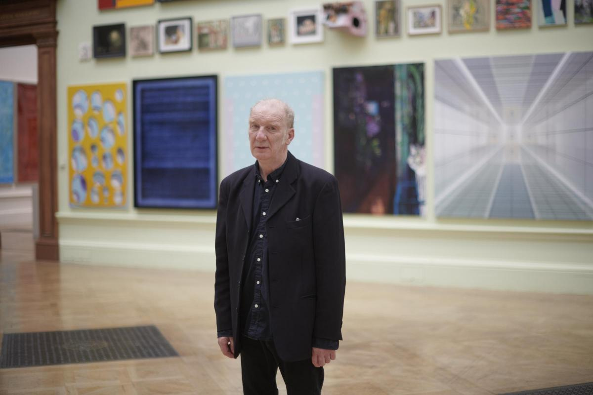 'Artists aren't ever part of the establishment': Jock McFadyen on sex, violence and Scotland