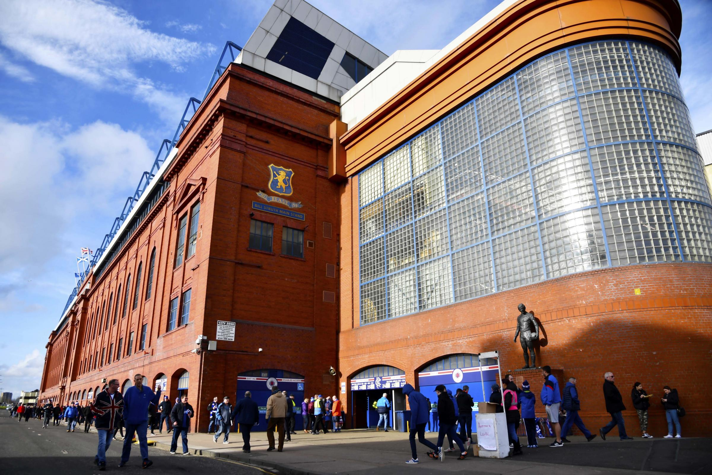 Rangers agree coaching partnership with Australian outfit Crusaders