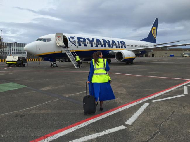 Up to 900 Ryanair jobs 'at risk' | Taylor Wimpey profits down | BAE Systems' 9% earnings rise