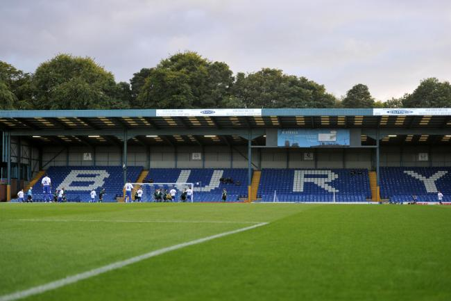 Bury have had another League One fixture - their fourth - suspended by the EFL