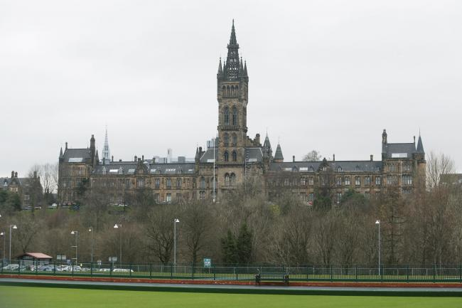The University of Glasgow is among the institutions taking part in the action.