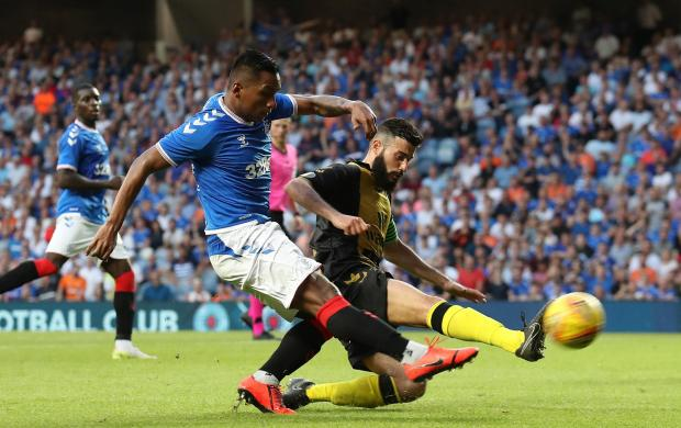 Progres v Rangers | TV times, kick-off, odds and team news
