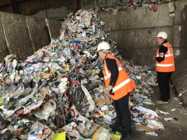HeraldScotland: 'Radical action' now required to raise Scotland's recycling rates
