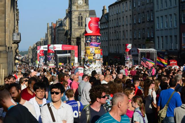 Issue of the Day: The Edinburgh Fringe begins