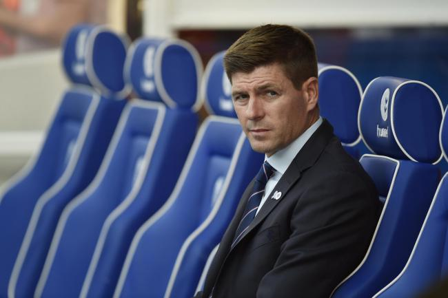 Steven Gerrard says he would be out of a job at Rangers if he