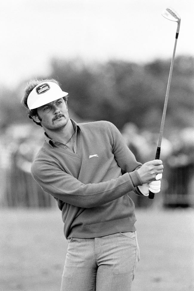during the 1978 Colgate Ladies European Open on the Old Course at Sunningdale Golf Club on August 12, 1978 in Sunningdale, England.