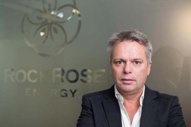 RockRose Energy founder and chief executive Andrew Austin