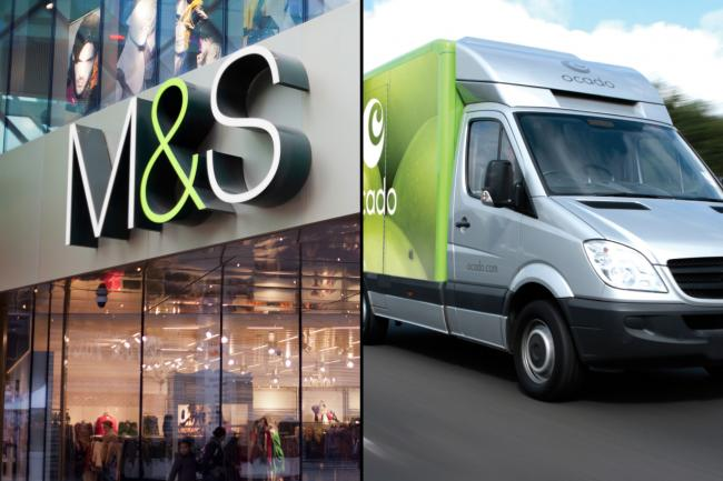M&S buys 50% stake in Ocado in UK | Bid to buy easyHotel | Listed firms post weakest results in three years