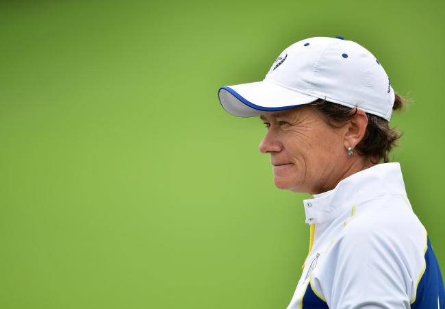 Catriona Matthew's European Solheim Cup is taking shape
