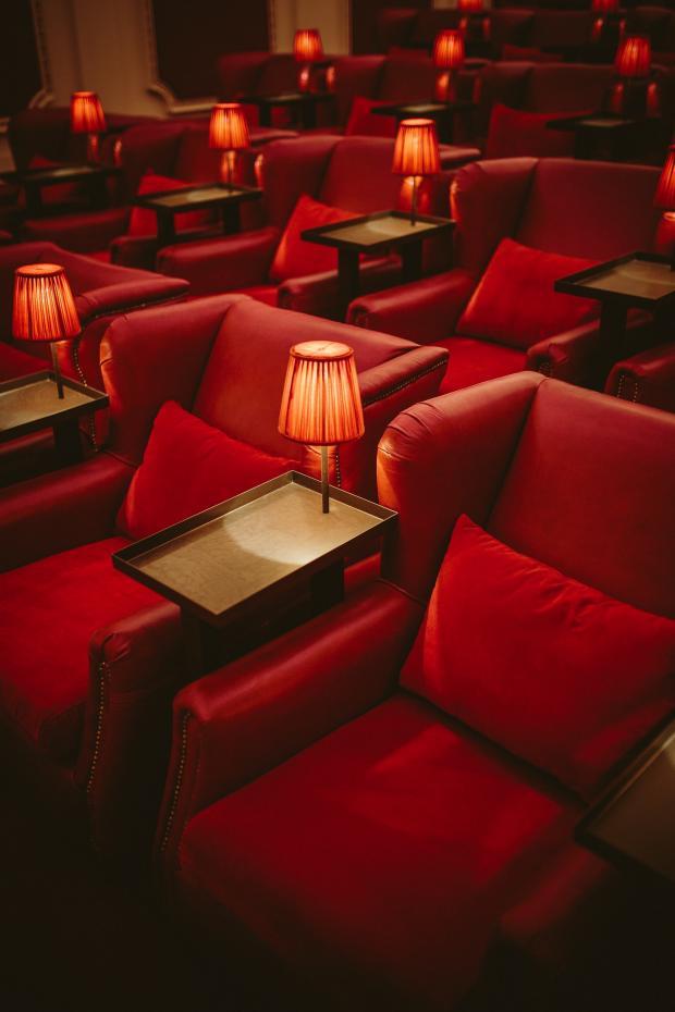 Luxury hotel The Scotsman unveils new cinema | HeraldScotland