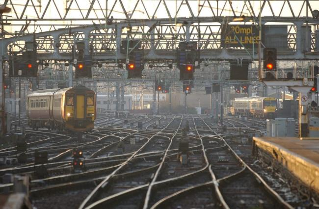Platform Seven, by Louise Doughty