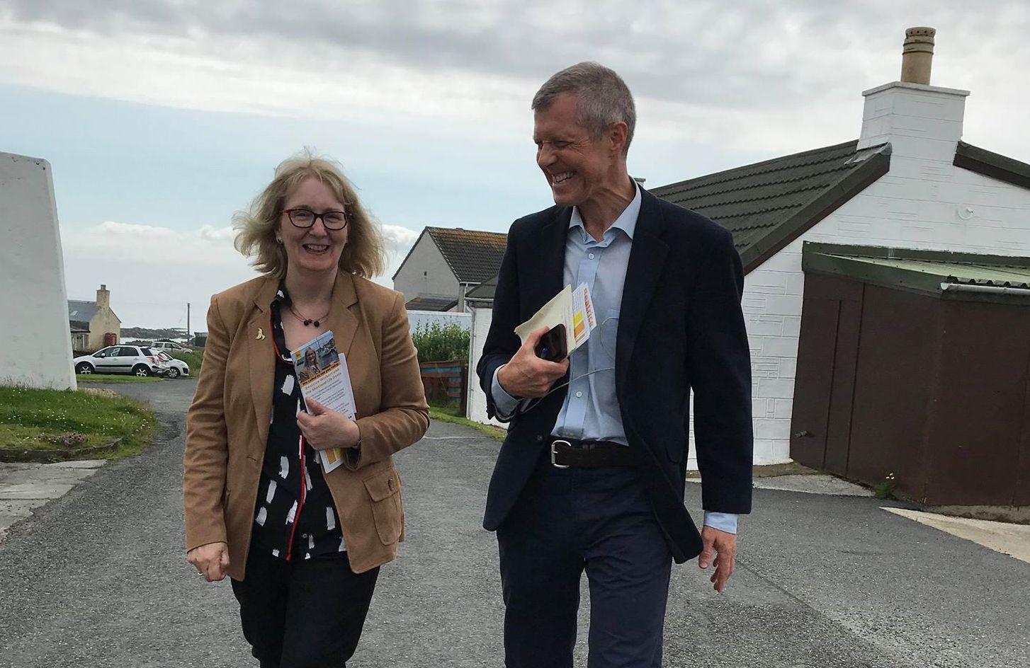 LibDems issue speech guide for Shetland byelection