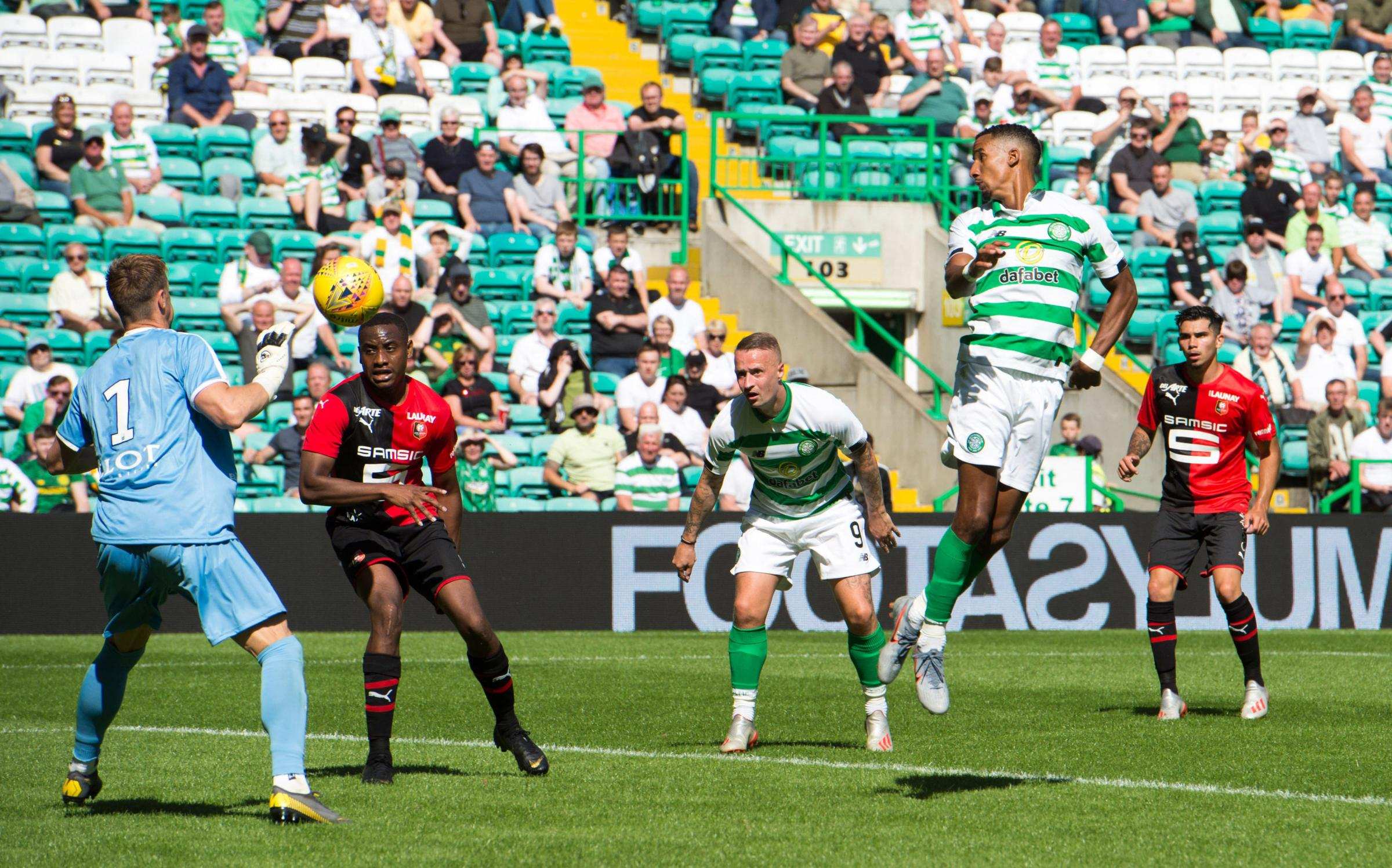 Celtic are 'one of the favourites', says Rennes manager Julien Stephan