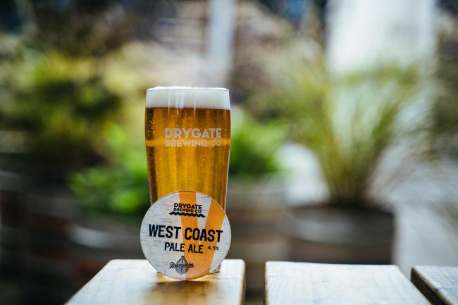 Drygate's West Coast Pale Ale