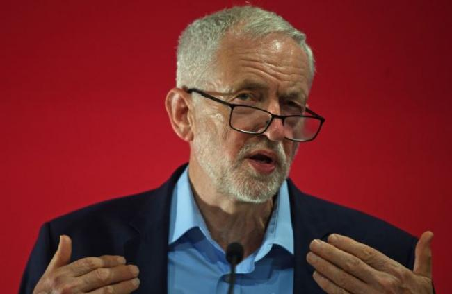 Jeremy Corbyn urges civil servants to block no-deal Brexit if poll is called