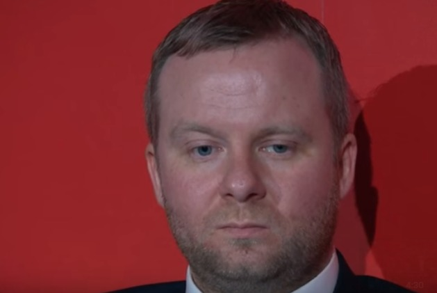 Scottish Labour in fresh turmoil as top official Brian Roy quits