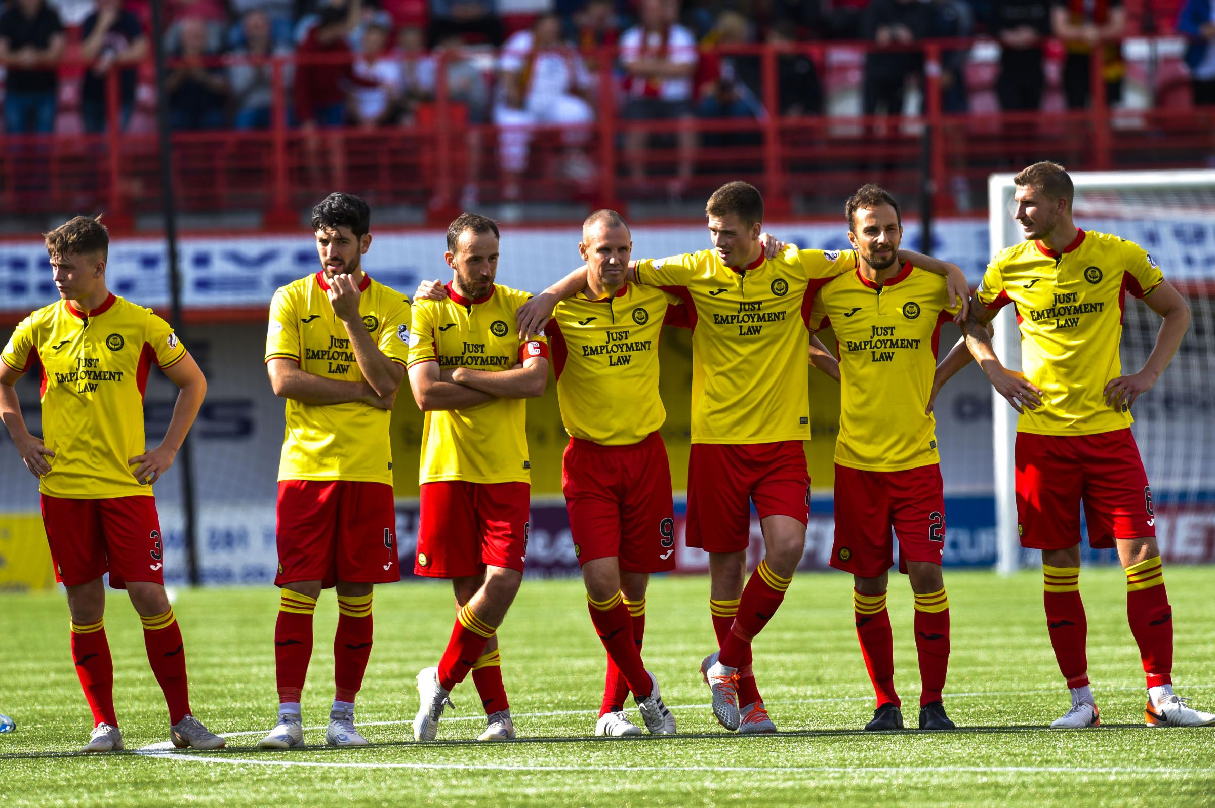 Partick Thistle's uncertain future is looking bleaker by the day