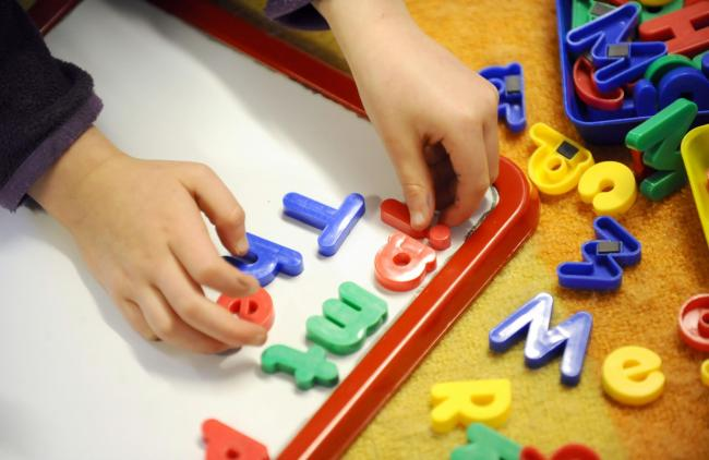 Agenda: Government must end early years education anomaly