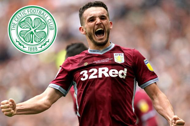 John McGinn can't stop talking about love for Celtic to Aston Villa teammates and refuses to rule out Parkhead move in future