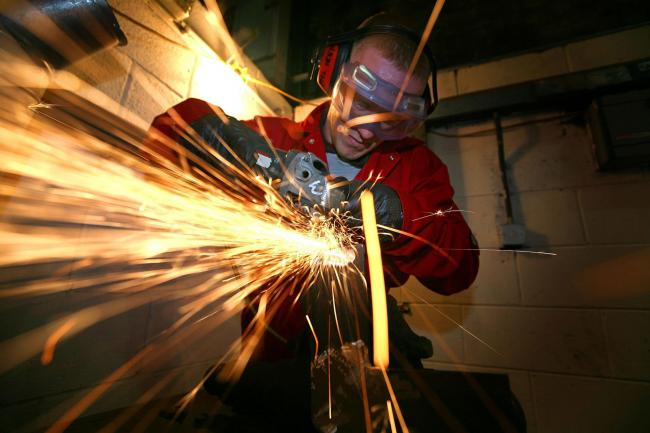 Class system may be a root cause of the lack of apprentices