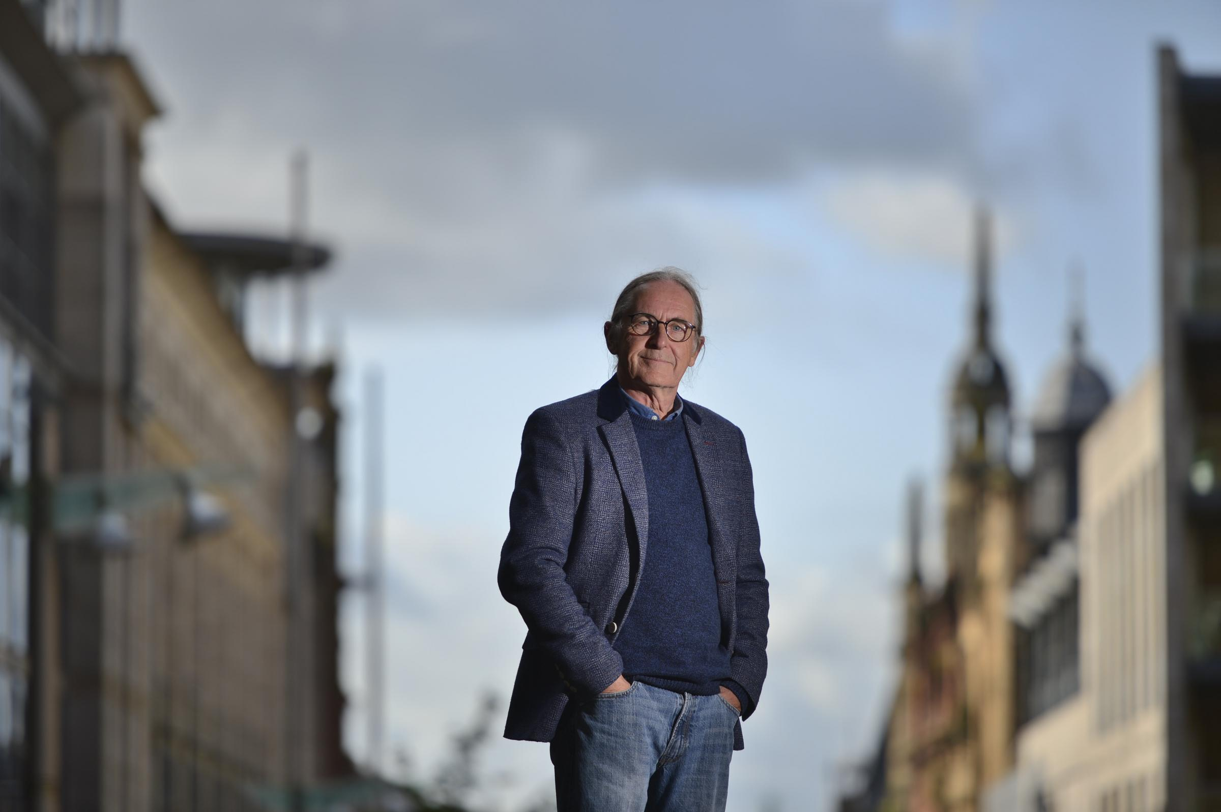 Dougie MacLean on Scottish independence, Caledonia and Piping Live!
