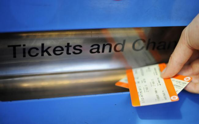 Fares rip-off? RMT: annual hike 'kick in teeth' for passengers; railways should be renationalised