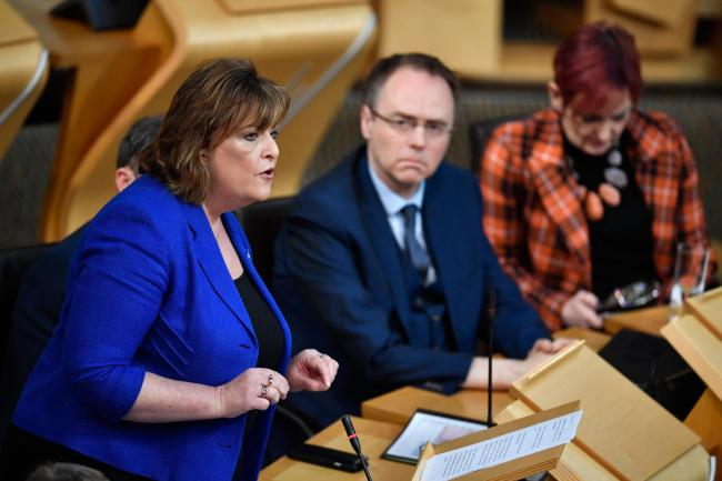 External Affairs Secretary Fiona Hyslop. Picture: Getty Images