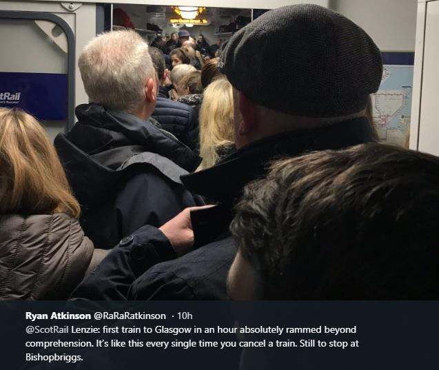 Scottish Parliament reject motion to end ScotRail franchise early