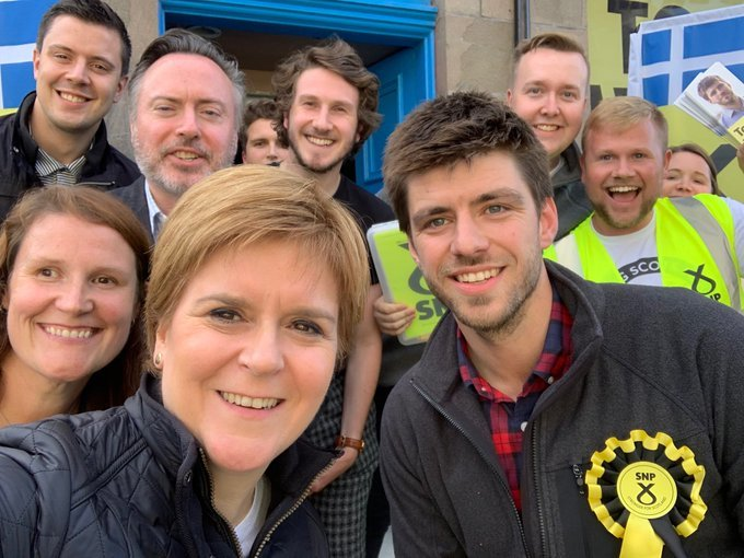 SNP spent more on Shetland byelection than EU referendum