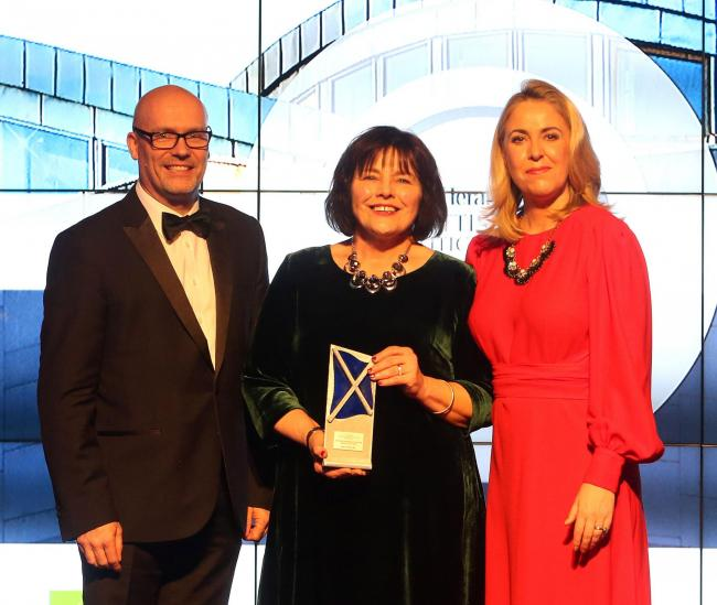 Jeanne Freeman is named the Herald Scottish Politician of the Year 2018 (Pic Gordon Terris/The Herald)