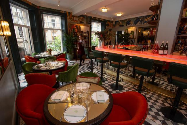 Relive The Roaring Twenties The Ivy Glasgow Restaurant Review By Ron Mackenna Heraldscotland