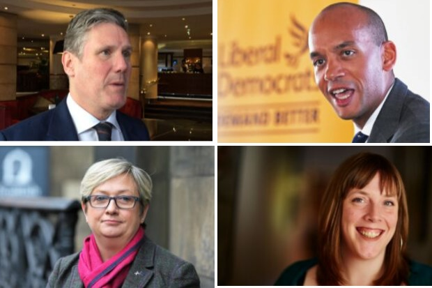 My Fantasy Cabinet to steer Britain through this mess