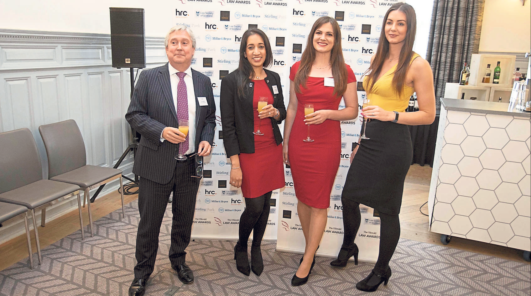 Leading firms and solicitors to vie for Law Awards of Scotland