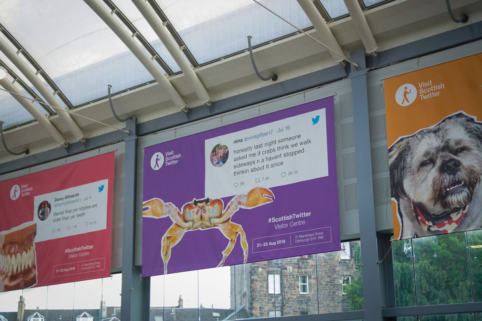 First-ever Scottish Twitter Visitor Centre to open in Edinburgh