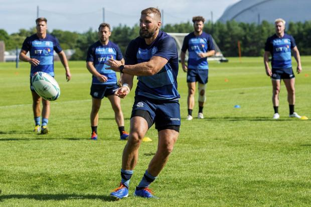 John Barclay has to prove to himself and the Scotland coaches that he is fit after a lengthy injury lay-off.