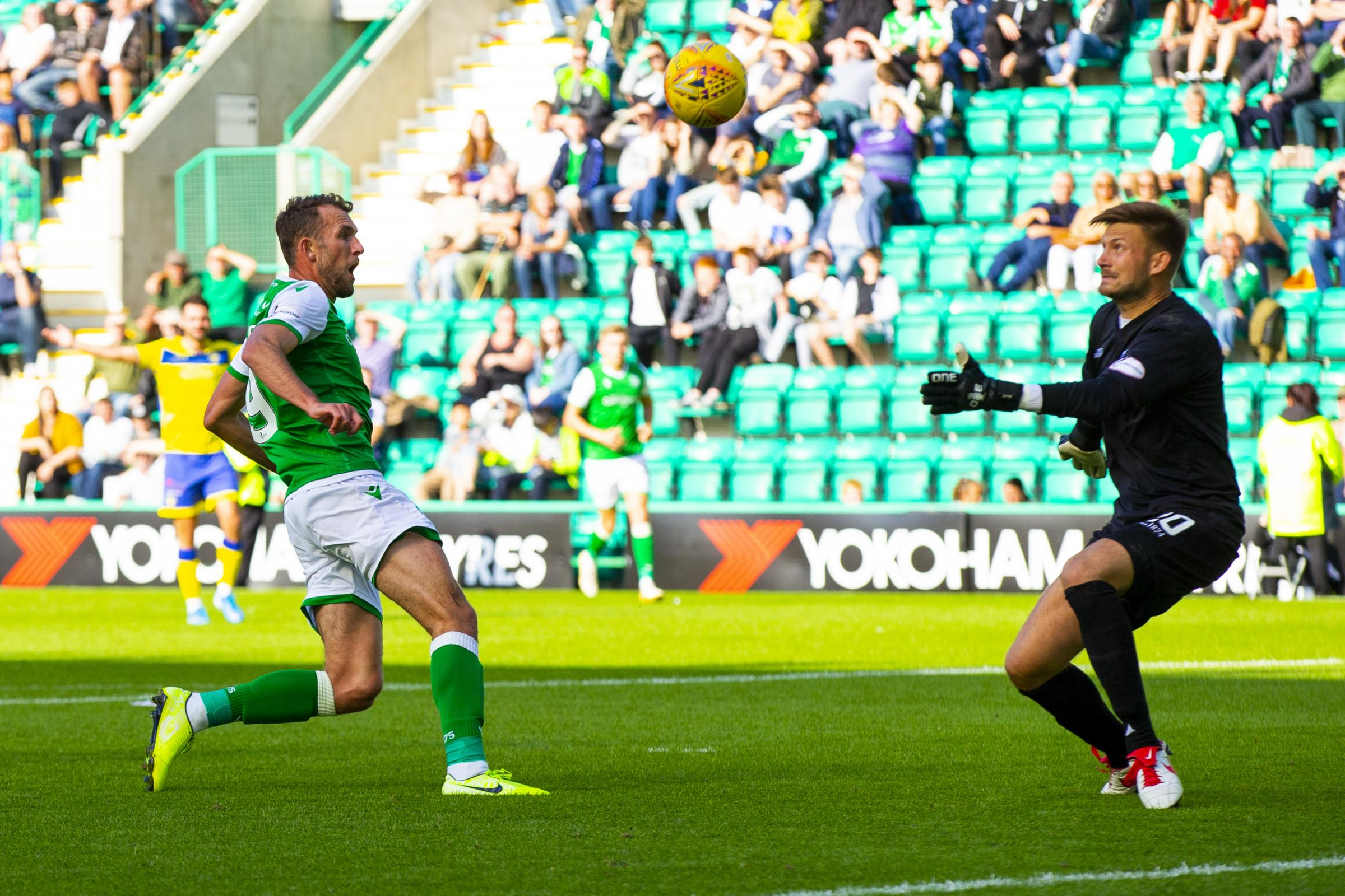 Hibernian 5 Morton 3: MacKinnon set to complain to Scottish FA after drama on and off the pitch