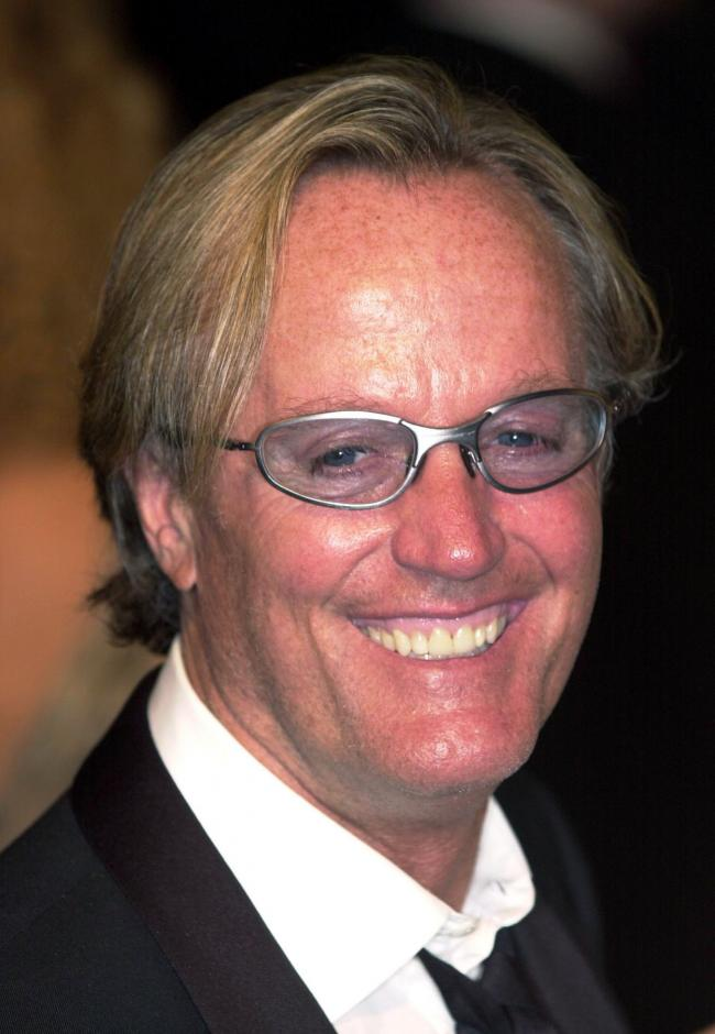 File photo dated 25/03/01 of Hollywood actor Peter Fonda who has died at the age of 79 after suffering from lung cancer, his family has said.    PRESS ASSOCIATION Photo. Issue date: Friday August 16, 2019. See PA story DEATH Fonda. Photo credit should rea