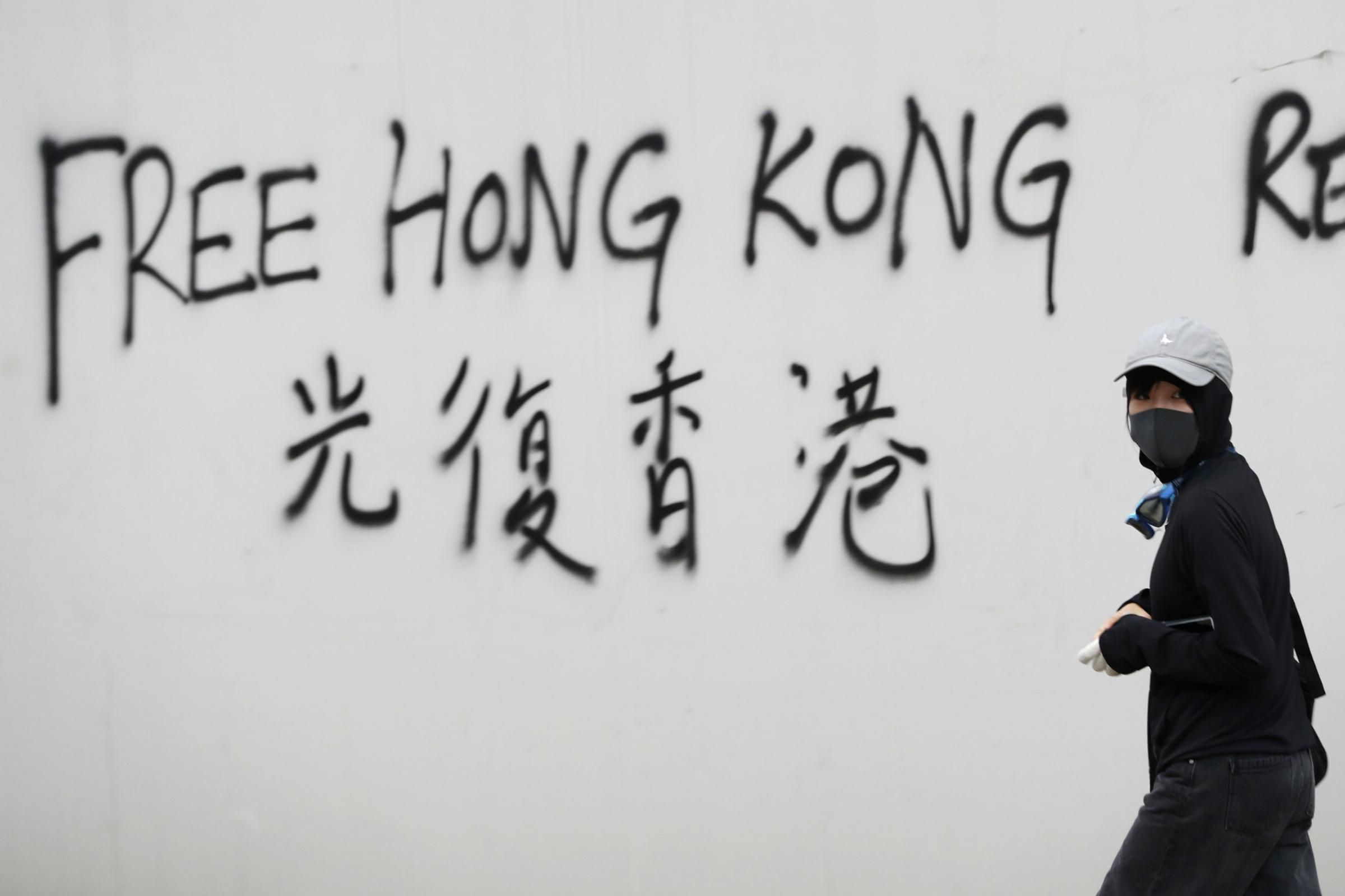 K-pop stars back Beijing regime over Hong Kong protests
